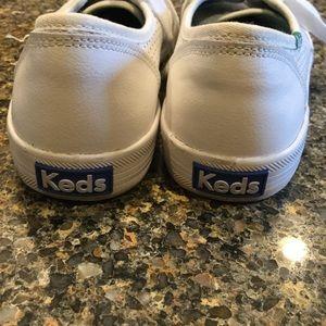 Keds Shoes - Keds- Kickstart Leather Sneaker. Size 7.0